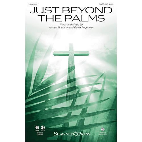 Shawnee Press Just Beyond the Palms Studiotrax CD Composed by David Angerman