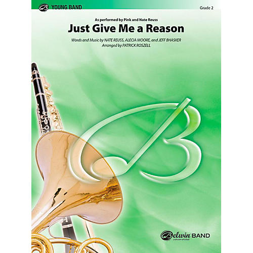 Alfred Just Give Me a Reason Concert Band Level 2 Set