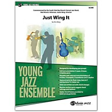 BELWIN Just Wing It Conductor Score 2.5 (Medium Easy)