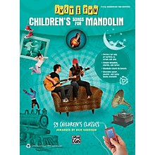 Alfred Just for Fun Children's Songs for Mandolin Easy Mandolin TAB Book