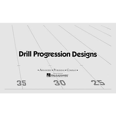Arrangers Just the Way You Are/We Didn't Start the Fire (Drill Design 32) Marching Band Level 3 by Jay Dawson