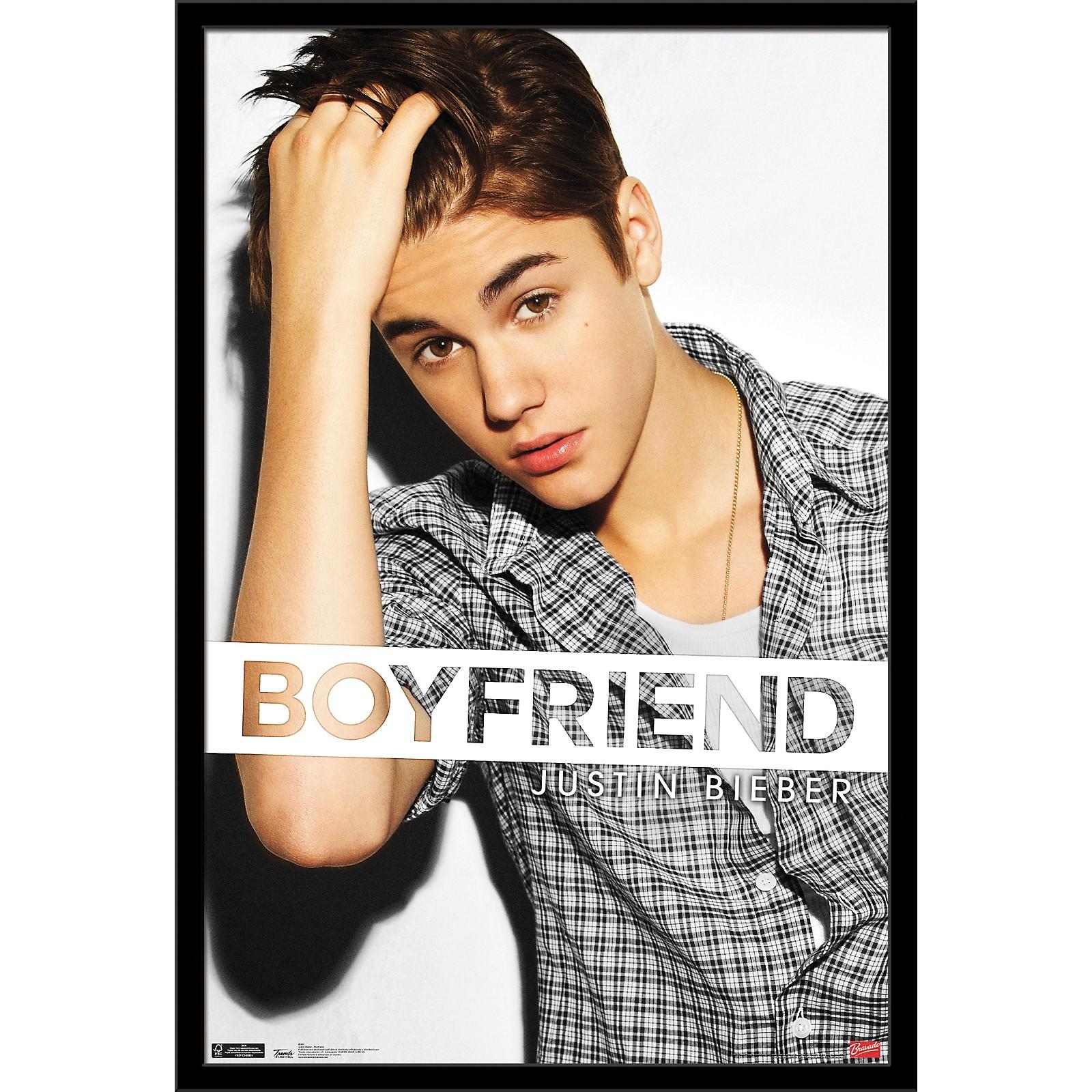 Trends International Justin Bieber - Boyfriend Poster