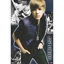 Justin Bieber - Cool Poster Premium Unframed
