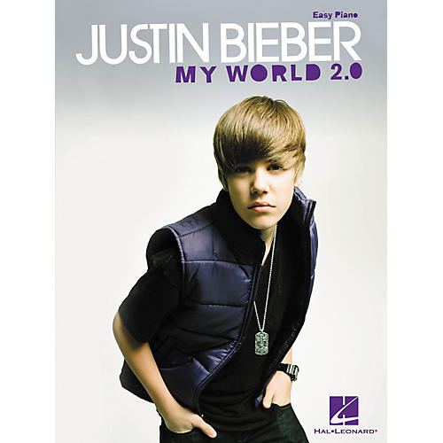Hal Leonard Justin Bieber - My World 2.0 For Easy Piano