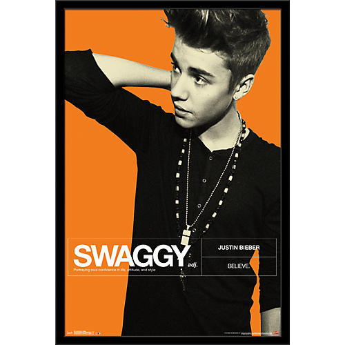 Trends International Justin Bieber - Swaggy Poster