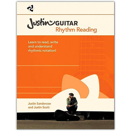 Music Sales Justin Guitar - Rhythm Reading For Guitarists