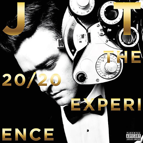 Sony Justin Timberlake - The 20/20 Experience - 2 Of 2 (Explicit)