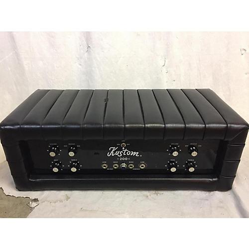 K 200B Bass Amp Head