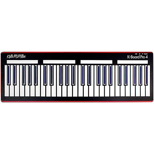 Keith McMillen Instruments K-Board Pro 4 USB Keyboard Controller
