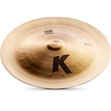 K China Cymbal 19 in.