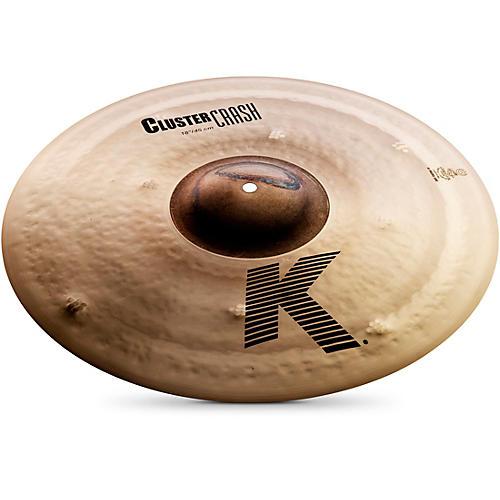 Zildjian K Cluster Crash Cymbal