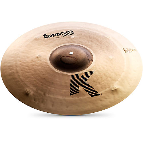 Zildjian K Cluster Crash Cymbal 20 in.