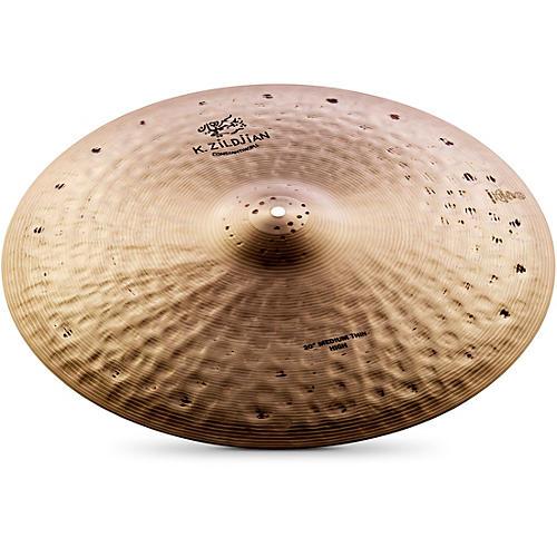Zildjian K Constantinople Medium Thin High Ride Cymbal 20 in.