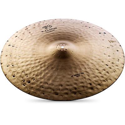 Zildjian K Constantinople Medium Thin Ride Cymbal