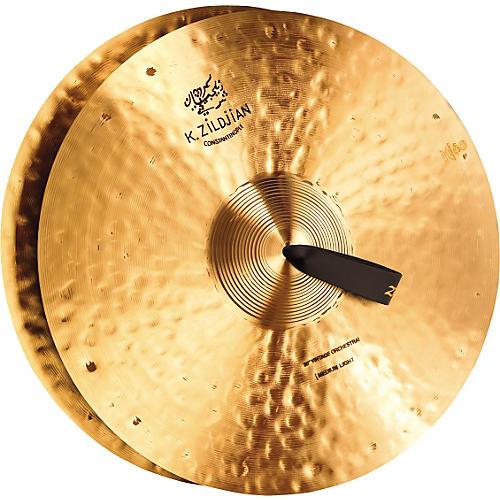Zildjian K Constantinople Vintage Medium Light Crash Cymbal Pair