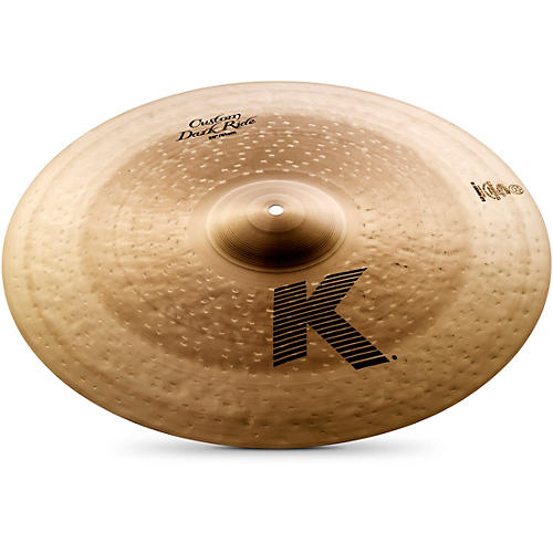 zildjian k custom dark ride cymbal 20 in musician 39 s friend. Black Bedroom Furniture Sets. Home Design Ideas