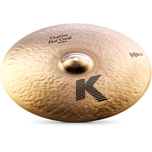 Zildjian K Custom Fast Crash Cymbal 16 in.