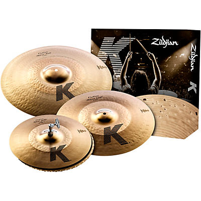 Zildjian K Custom Hybrid Box Pack