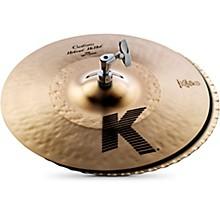 K Custom Hybrid Hi-Hats Pair 13-1/4
