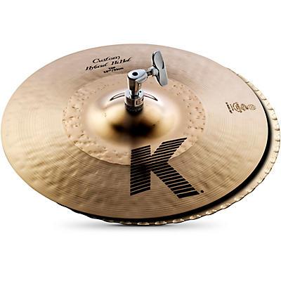Zildjian K Custom Hybrid Hi-Hats Pair