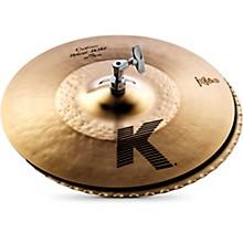 K Custom Hybrid Hi-Hats Pair 14-1/4