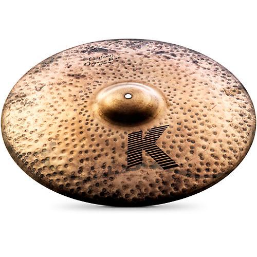 Zildjian K Custom Organic Ride Cymbal 21 in.