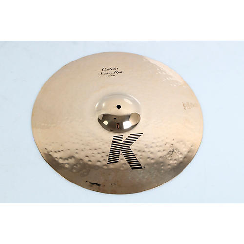 Zildjian K Custom Session Ride Cymbal Condition 3 - Scratch and Dent 20 in. 194744276538