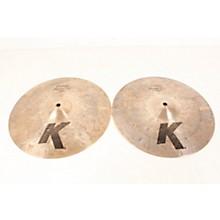 Open BoxZildjian K Custom Special Dry Hi-Hat Pair
