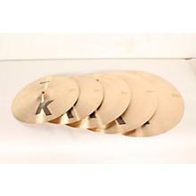 Open BoxZildjian K Cymbal Pack