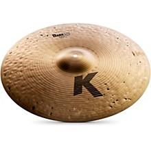 Zildjian K Dark Medium Ride Cymbal