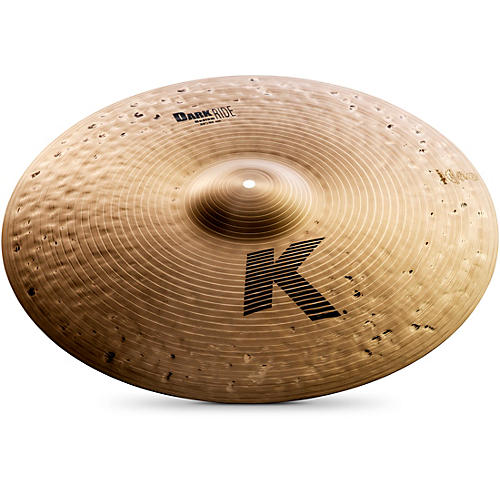 Zildjian K Dark Medium Ride Cymbal