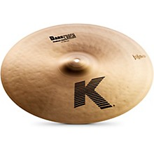 K Dark Medium-Thin Crash Cymbal 17 in.