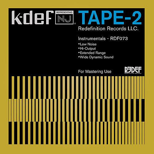 Alliance K-Def - Tape Two