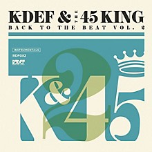 K-Def & 45 King - Back to the Beat 2