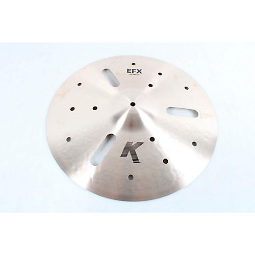 Zildjian K EFX Crash Cymbal Condition 3 - Scratch and Dent 18 in. 194744353130