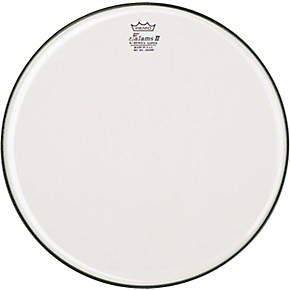 remo k falam smooth white snare side drum head musician 39 s friend. Black Bedroom Furniture Sets. Home Design Ideas