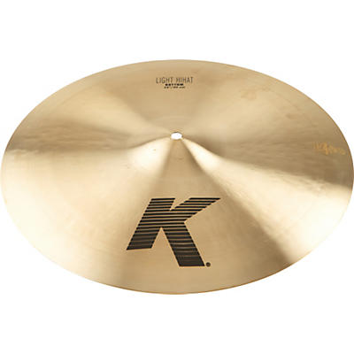 Zildjian K Light Hi-Hat Bottom Cymbal
