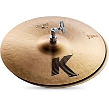 Zildjian K Light Hi-Hat Pair Cymbal