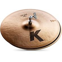 K Light Hi-Hat Pair Cymbal 15 in.