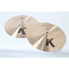 Open BoxZildjian K Light Hi-Hat Pair Cymbal
