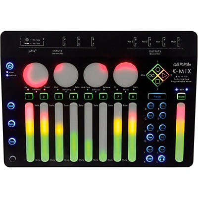Keith McMillen K-Mix Audio Interface and Digital Mixer