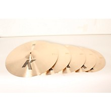 Open BoxZildjian K Series 5-Piece Cymbal Pack