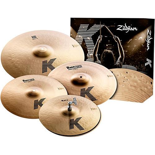 Zildjian K Series 5-Piece Cymbal Pack