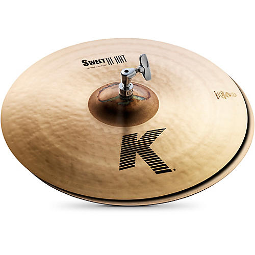 Zildjian K Sweet Hi-Hats 16 in. Pair