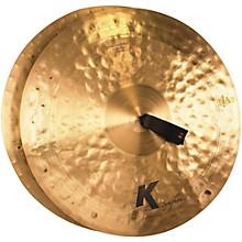 Zildjian K Symphonic Orchestral Crash Cymbal Pair