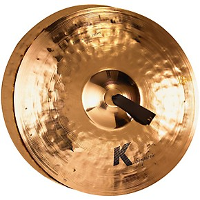 zildjian k symphonic orchestral light brilliant crash cymbal pair 20 in brilliant musician 39 s. Black Bedroom Furniture Sets. Home Design Ideas