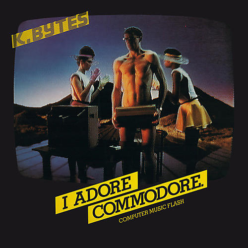 Alliance K.Bytes - I Adore Commodore - Computer Music Flash