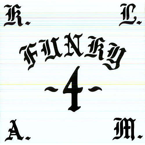 Alliance K.L.A.M. - Funky 4