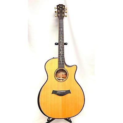 Taylor K14CE V-Class Builders Edition Acoustic Guitar