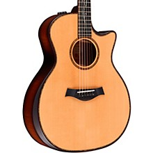 Taylor K14ce V-Class Builder's Edition Grand Auditorium Acoustic-Electric Guitar